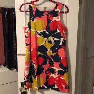 Bright Playful Cece Shift Dress